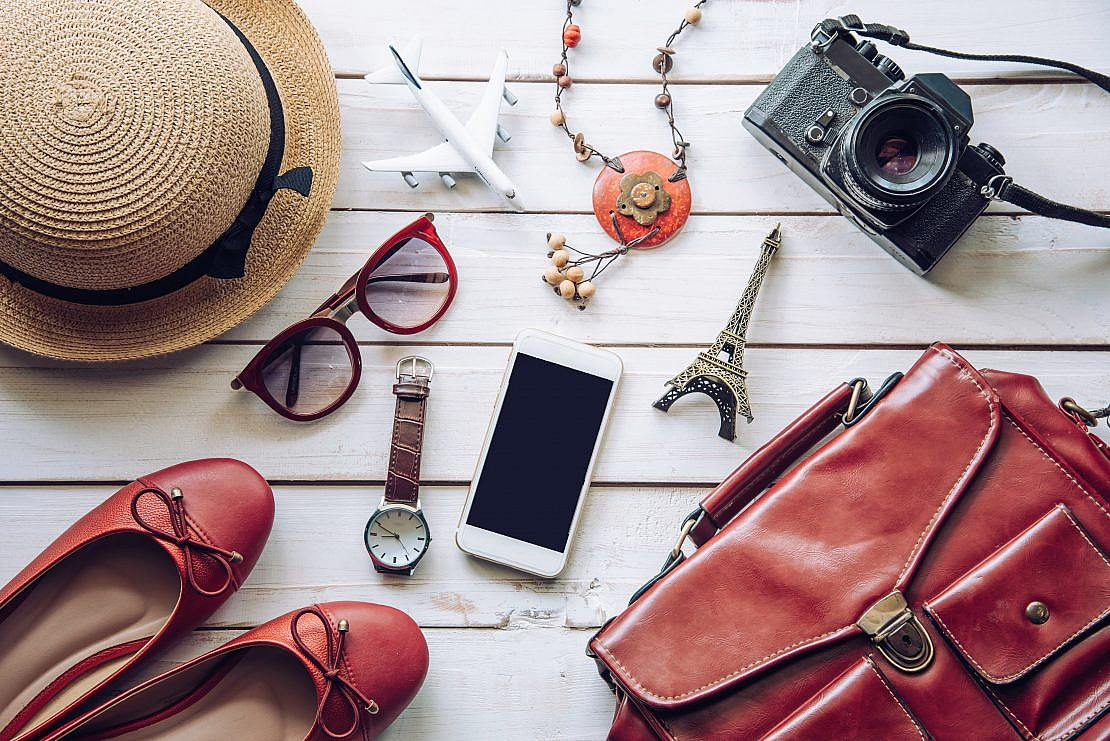 The Weekend Bag: Four essential features