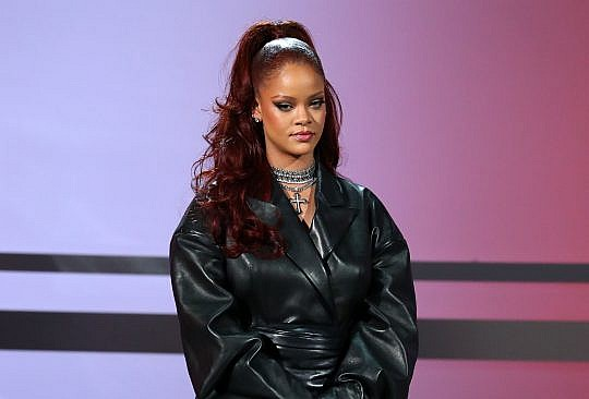 Post-Before #R9: Rihanna's Iconic Leather Outfits