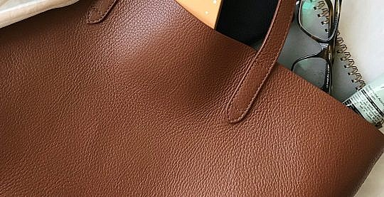 Mulberry's sustainable handbag