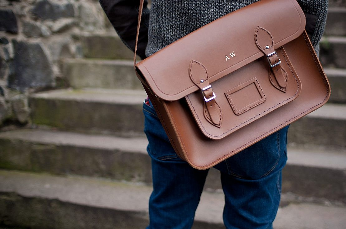 The Making Of: The Cambridge Satchel