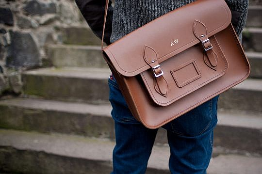 Post-The Making Of: The Cambridge Satchel