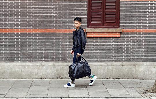 China Fashion: Street Seen