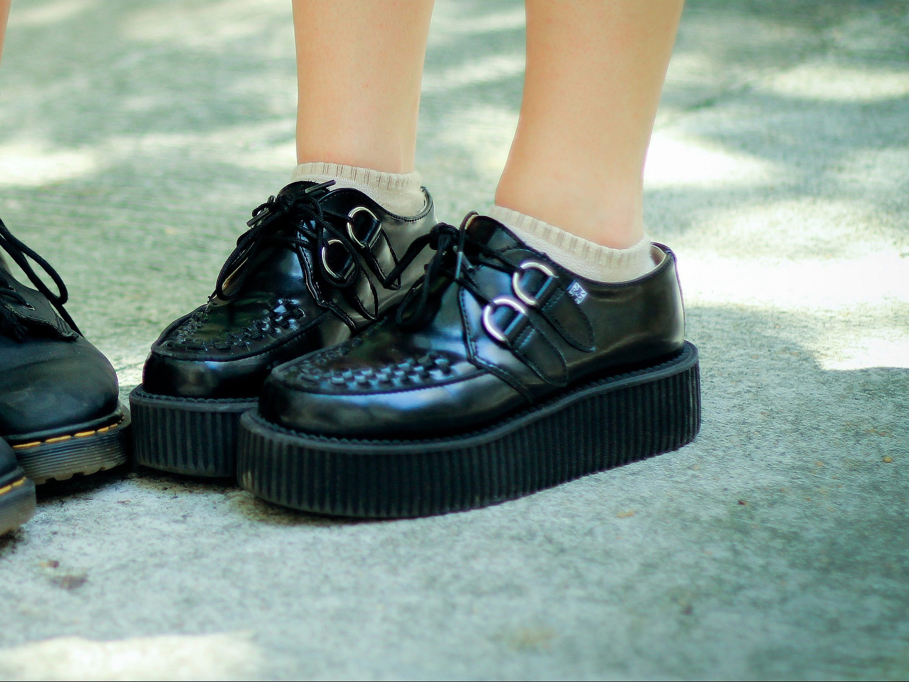 Rebel with a sole: The Underground creeper
