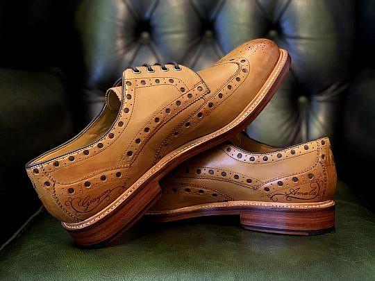Leather customisation
