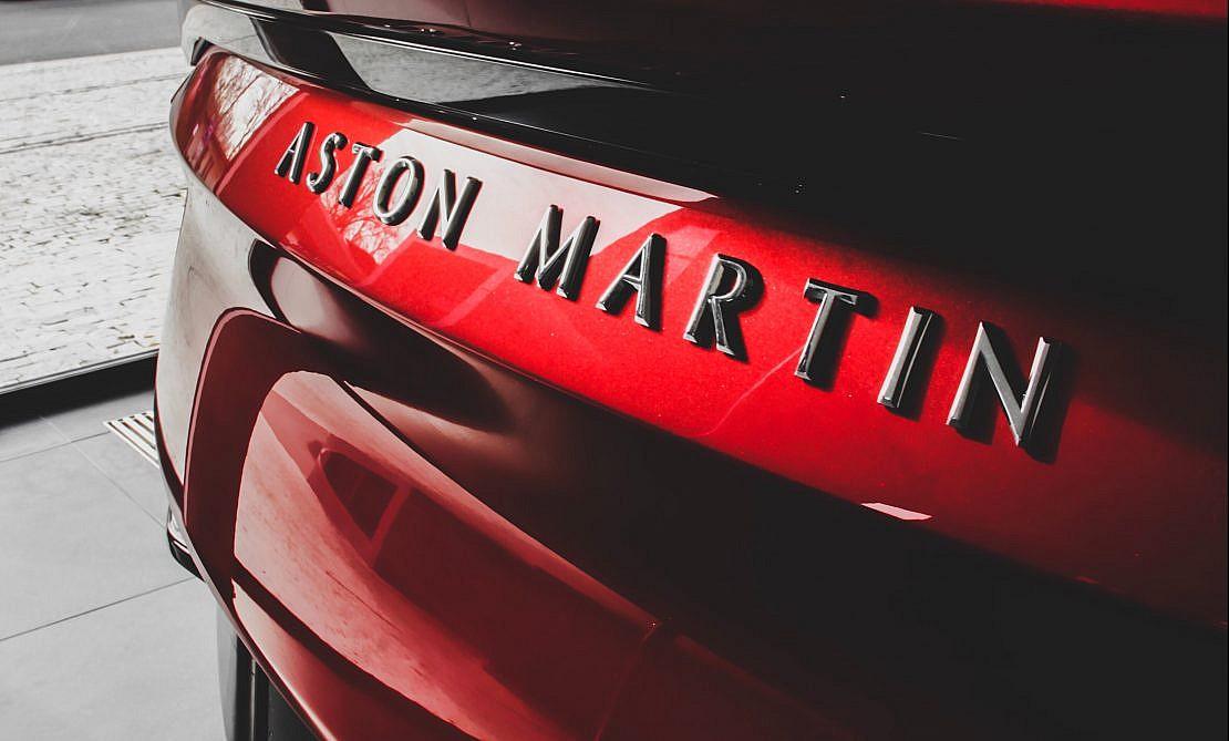 Todd Sutherland: Aston Martin Series