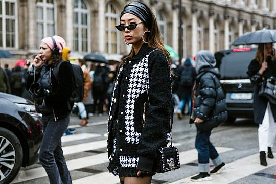Which Leather Fashion Week Look Are You?