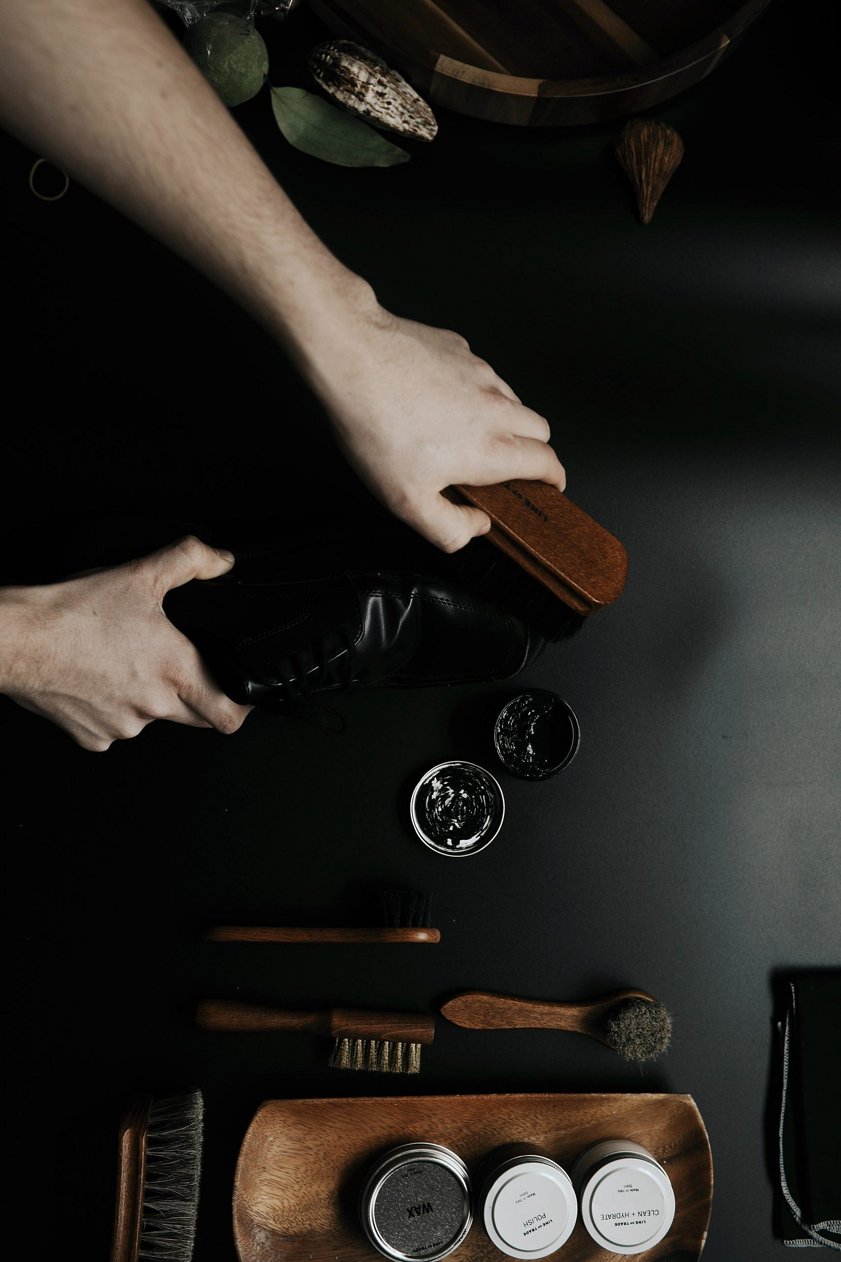 Leather care tips for Autumn/Winter